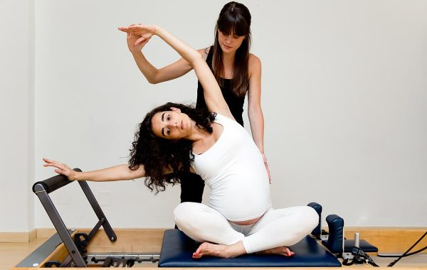 Pilates embarazo y recuperación postparto